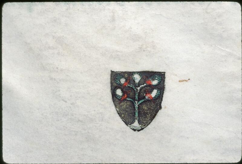 Tours, Bibl. mun., ms. 1023, f. 001 - vue 3
