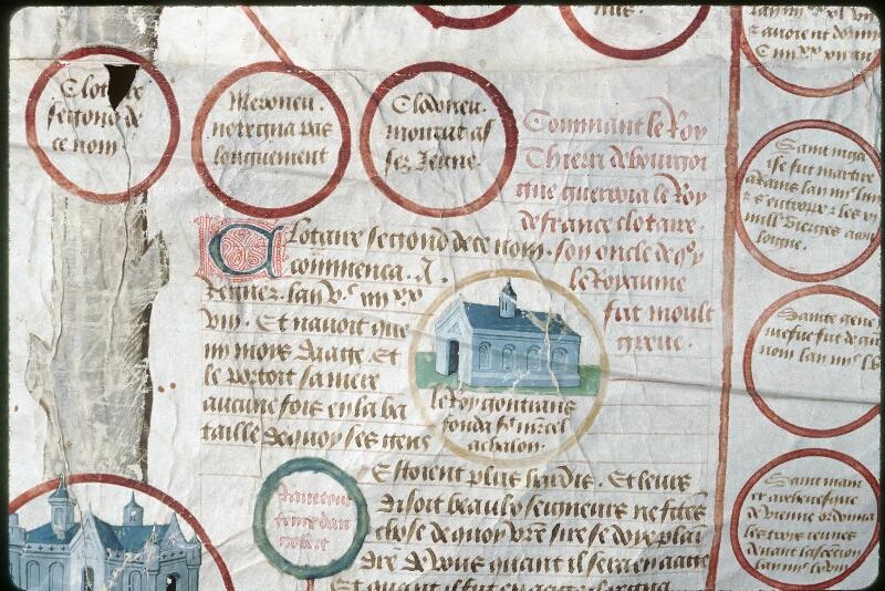 Tours, Bibl. mun., ms. 1039 - vue 10