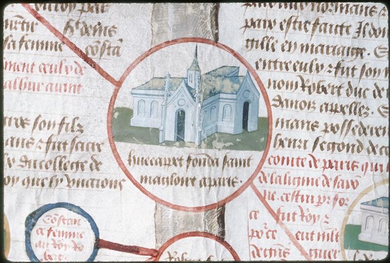 Tours, Bibl. mun., ms. 1039 - vue 25
