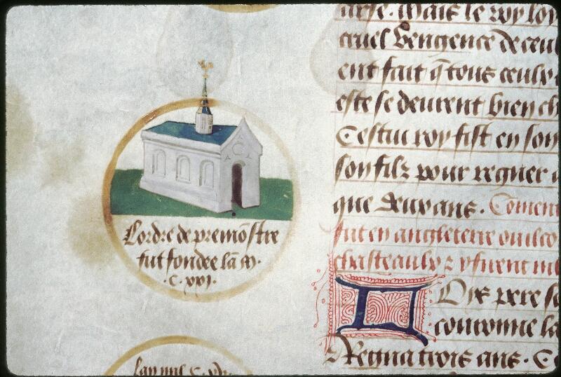 Tours, Bibl. mun., ms. 1039 - vue 30