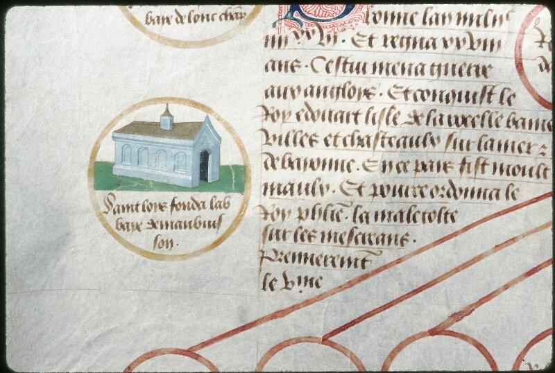 Tours, Bibl. mun., ms. 1039 - vue 34