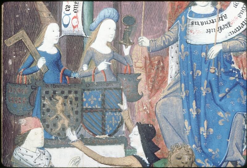 Tours, Bibl. mun., ms. 1047, f. 001 - vue 3
