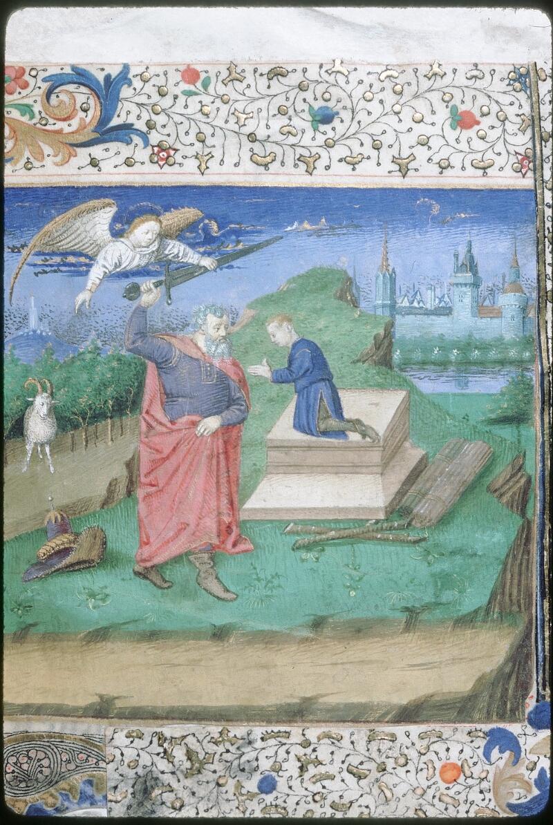 Tours, Bibl. mun., ms. 1850, f. 001 - vue 2