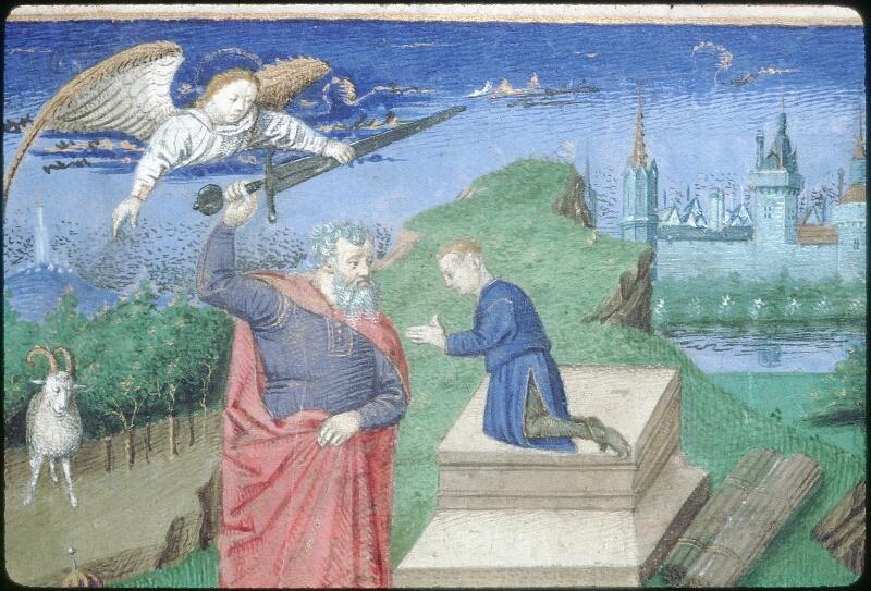 Tours, Bibl. mun., ms. 1850, f. 001 - vue 3