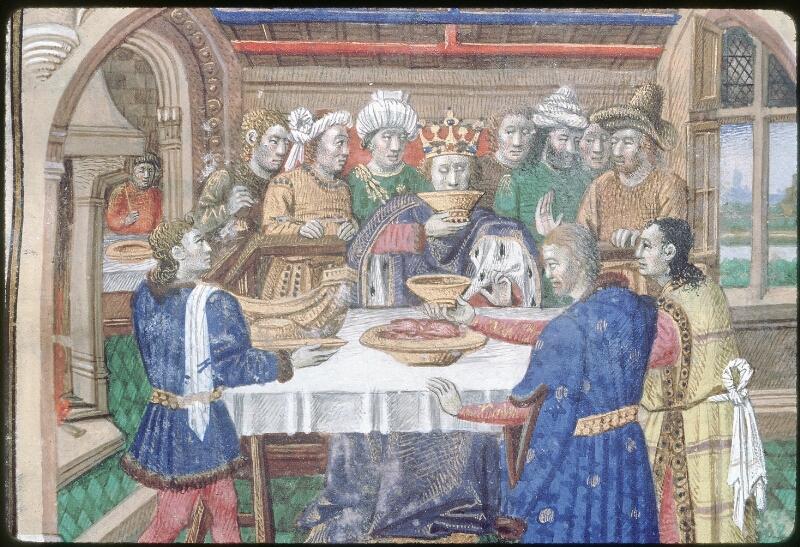 Tours, Bibl. mun., ms. 1850, f. 009 - vue 3