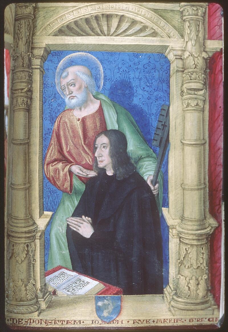 Tours, Bibl. mun., ms. 2104, f. 133