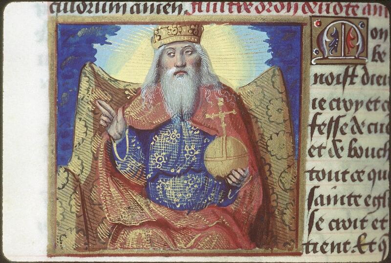 Tours, Bibl. mun., ms. 2104, f. 155v - vue 3