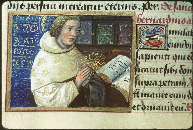 Tours, Bibl. mun., ms. 2104, f. 172v - vue 2