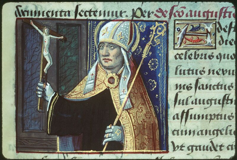 Tours, Bibl. mun., ms. 2104, f. 173