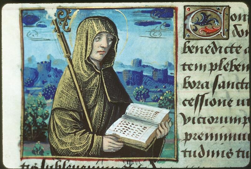 Tours, Bibl. mun., ms. 2104, f. 174v - vue 1