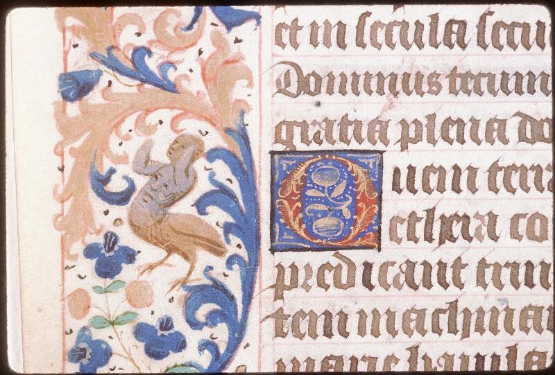 Tours, Bibl. mun., ms. 2273 A, f. 003v - vue 2