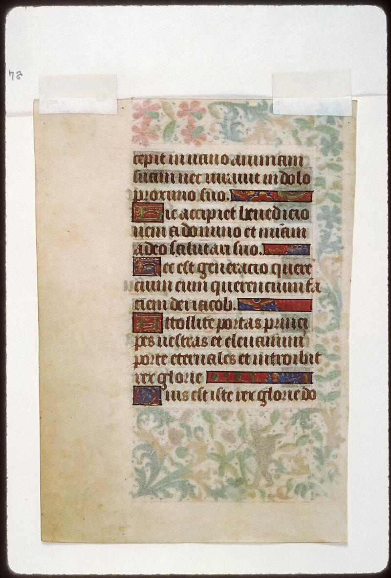 Tours, Bibl. mun., ms. 2273 A, f. 004v