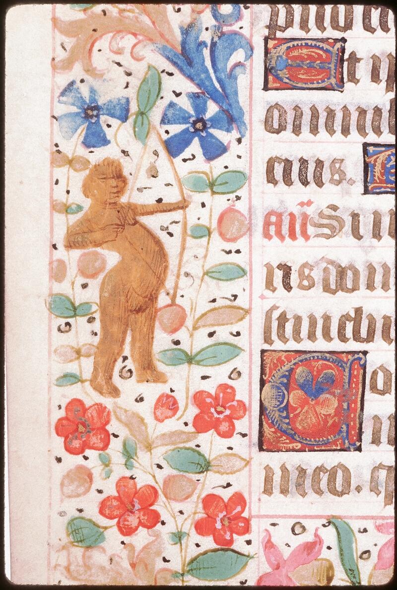 Tours, Bibl. mun., ms. 2273 A, f. 015v - vue 2
