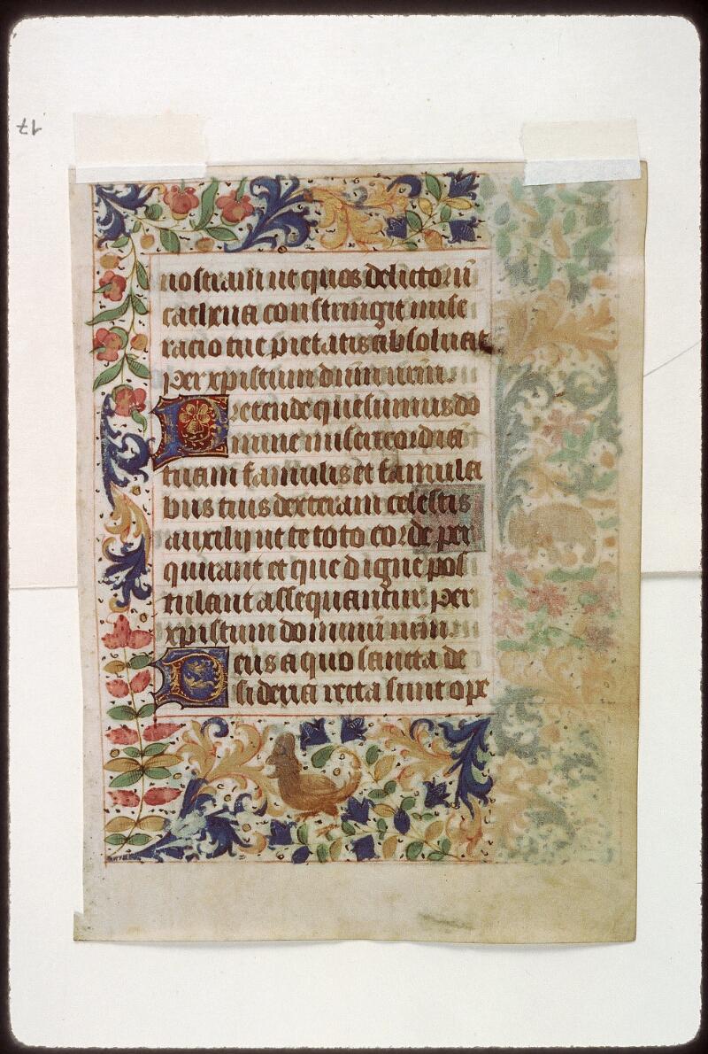 Tours, Bibl. mun., ms. 2273 A, f. 018