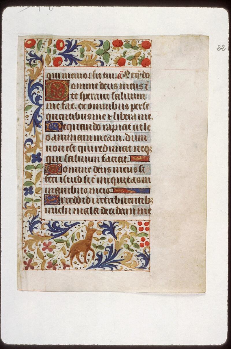 Tours, Bibl. mun., ms. 2273 A, f. 023