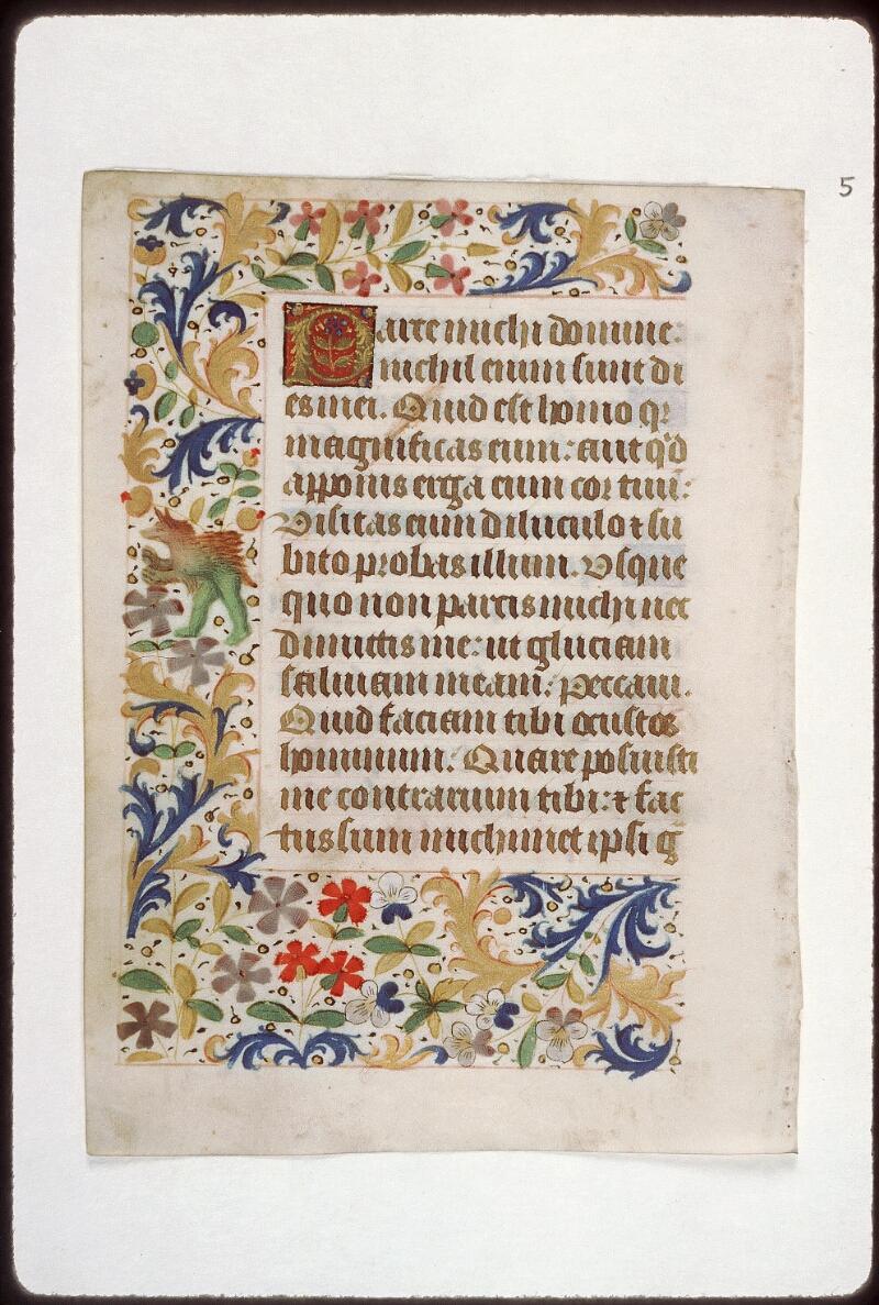 Tours, Bibl. mun., ms. 2273 A, f. 024v - vue 1