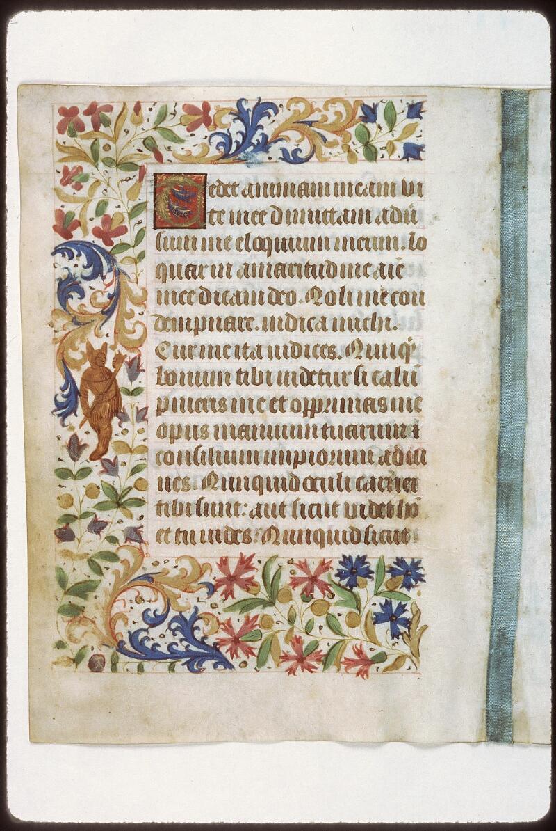 Tours, Bibl. mun., ms. 2273 A, f. 025v - vue 1