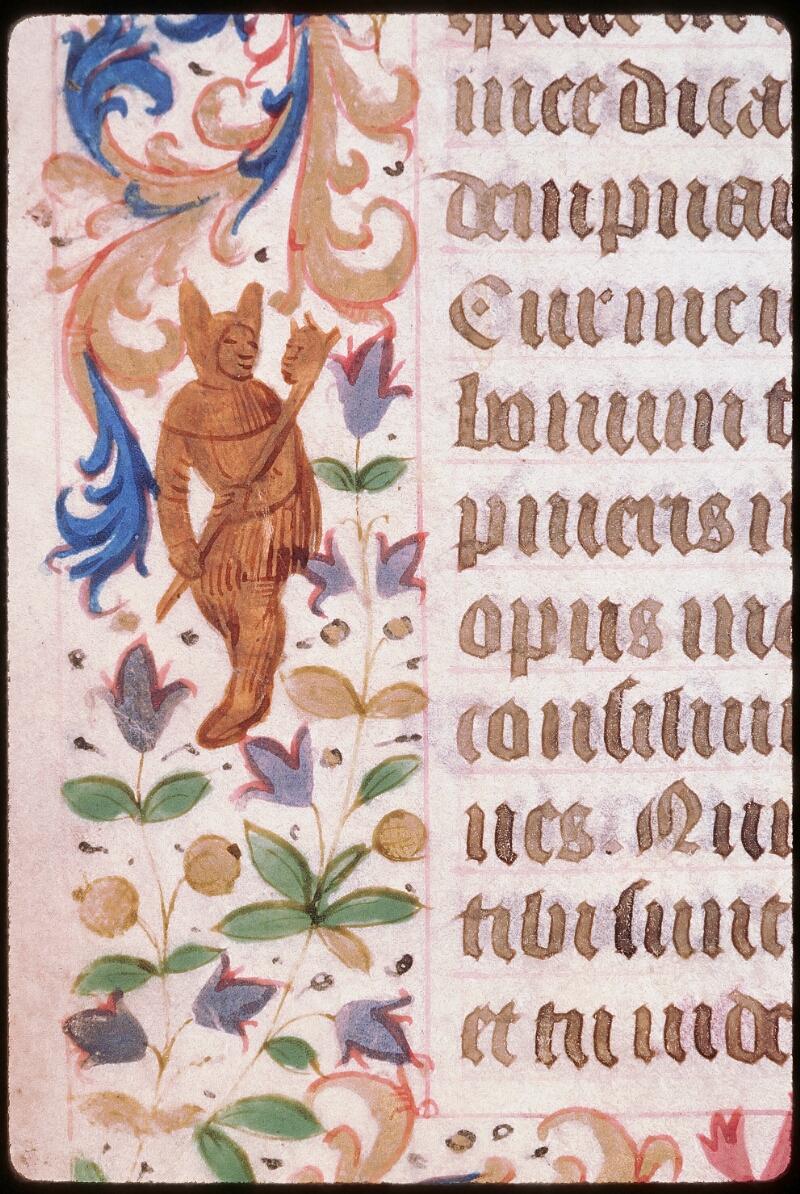 Tours, Bibl. mun., ms. 2273 A, f. 025v - vue 2