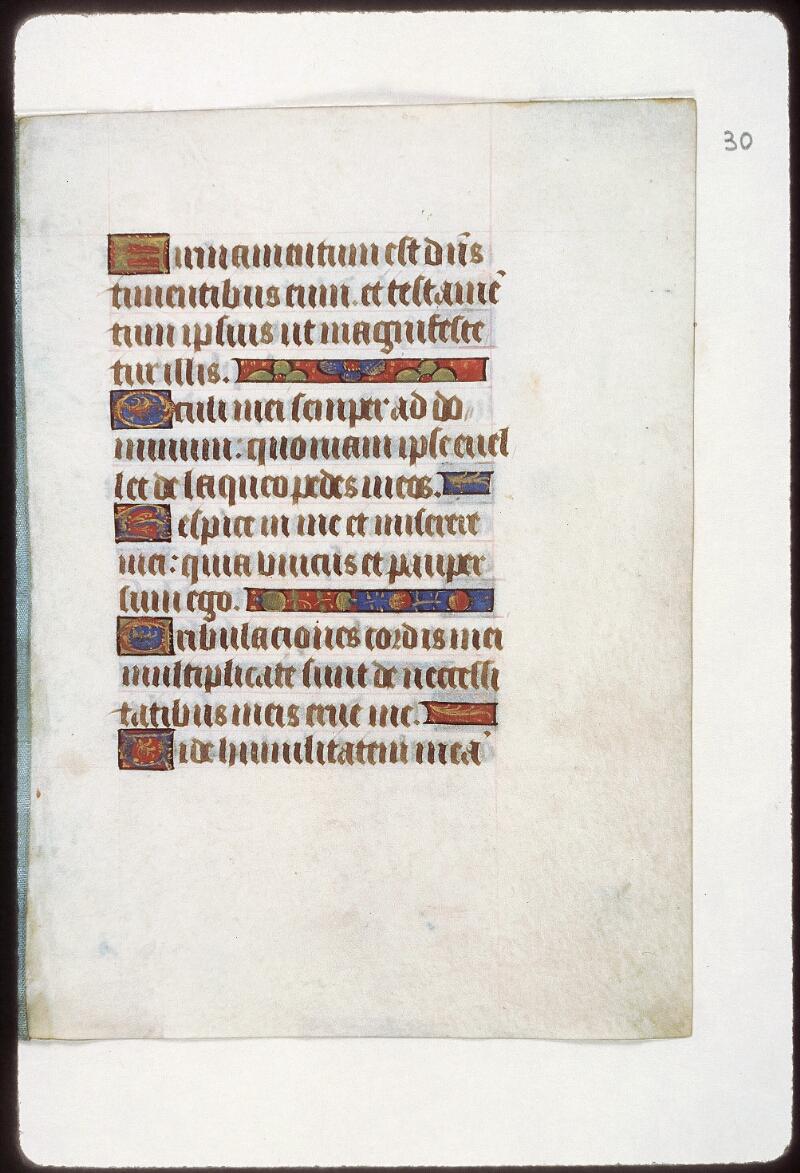 Tours, Bibl. mun., ms. 2273 A, f. 030