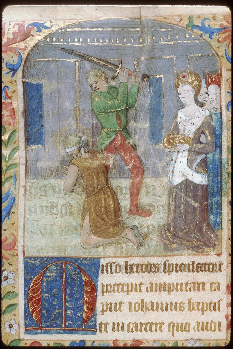 Tours, Bibl. mun., ms. 2273 A, f. 036 - vue 3