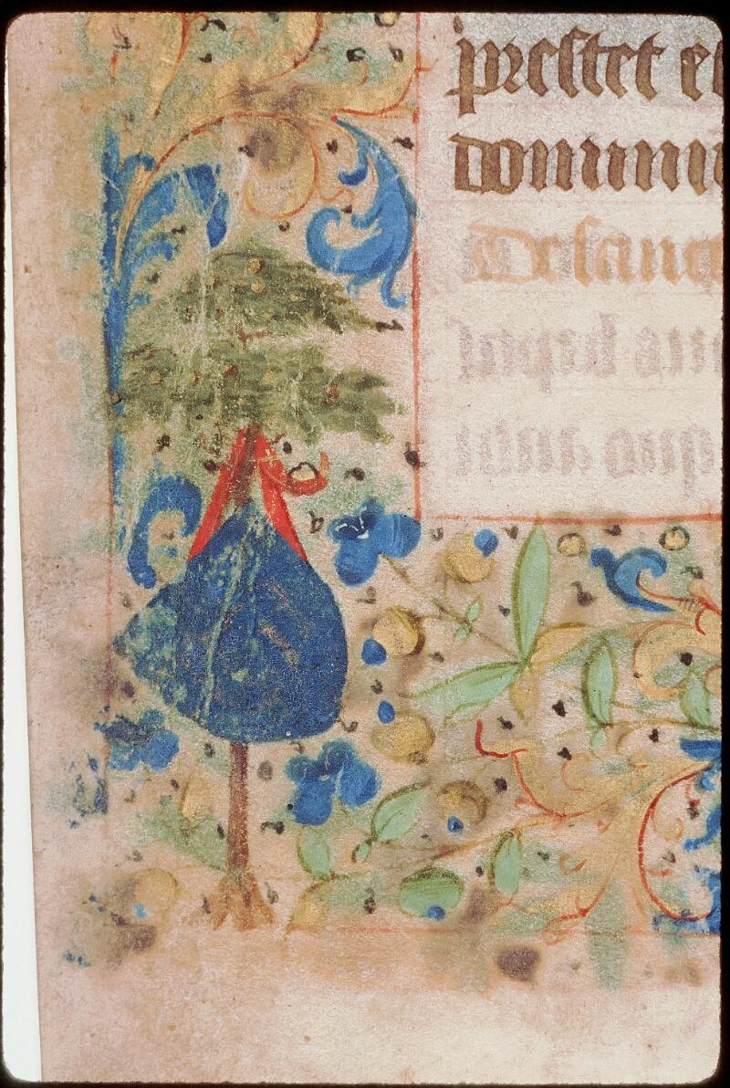 Tours, Bibl. mun., ms. 2273 A, f. 036v - vue 2