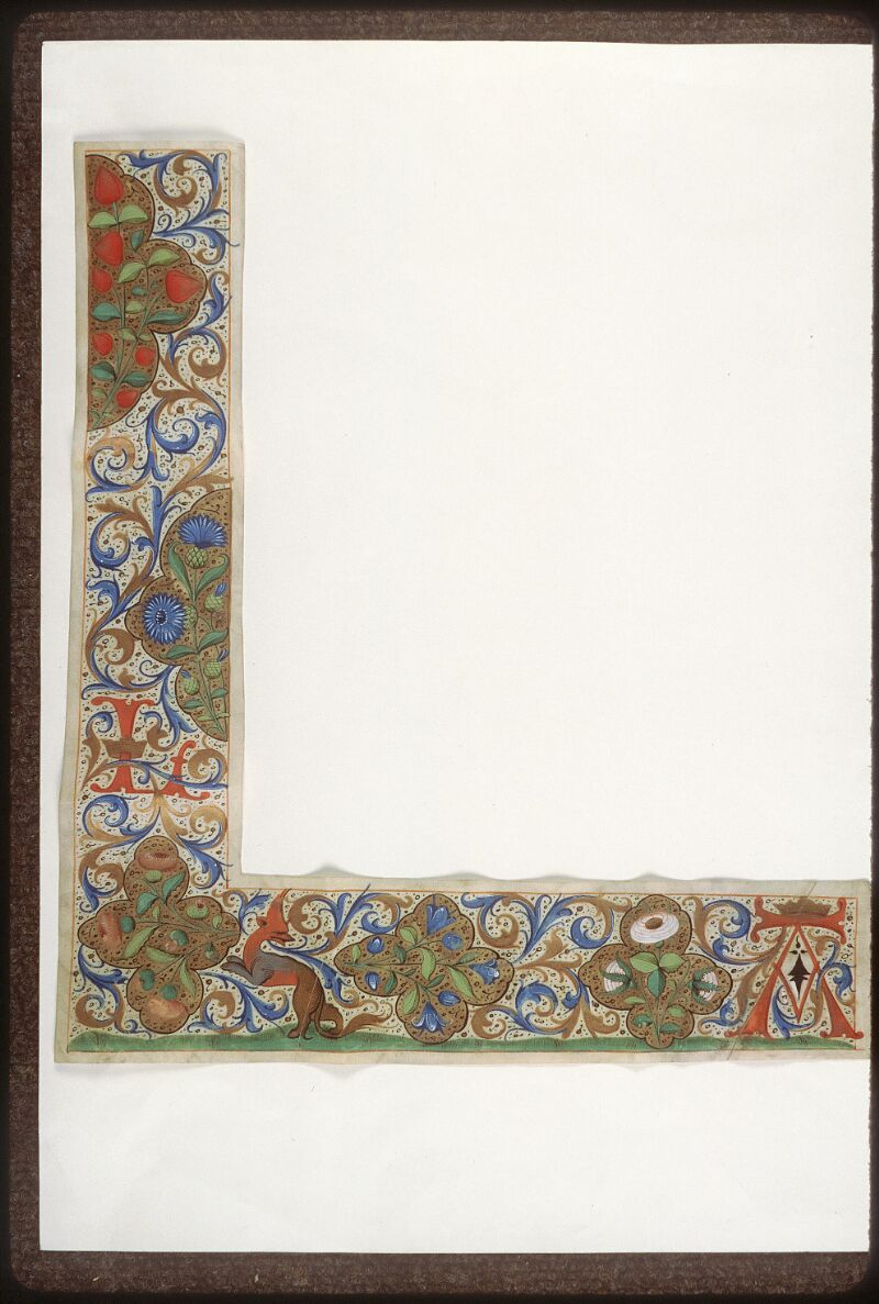 Tours, Bibl. mun., ms. 2273 C, recto - vue 2