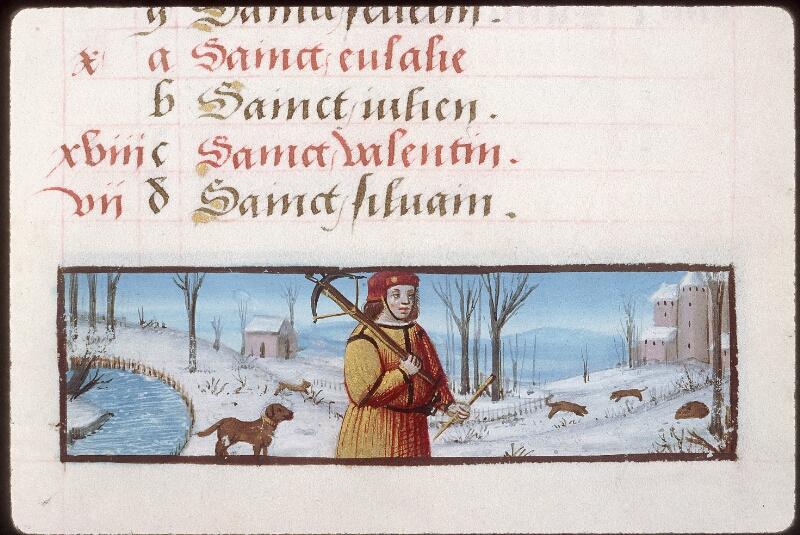 Tours, Bibl. mun., ms. 2283, f. 002 - vue 2