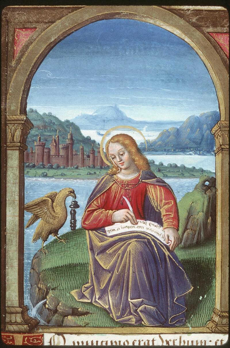 Tours, Bibl. mun., ms. 2283, f. 013 - vue 2