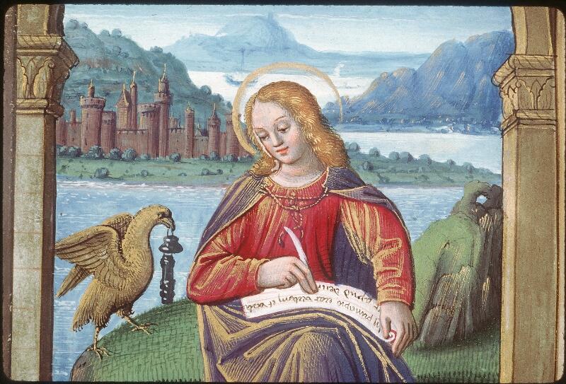 Tours, Bibl. mun., ms. 2283, f. 013 - vue 3