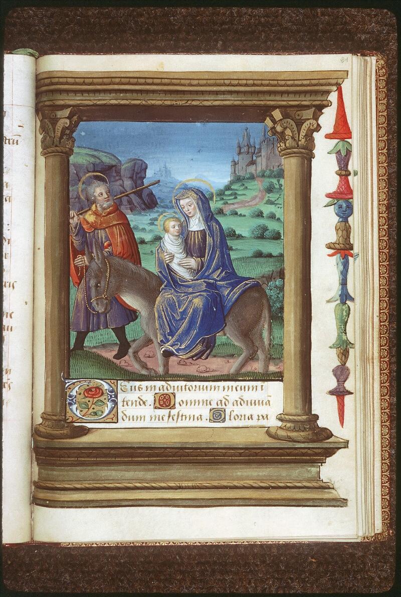 Tours, Bibl. mun., ms. 2283, f. 021 - vue 1