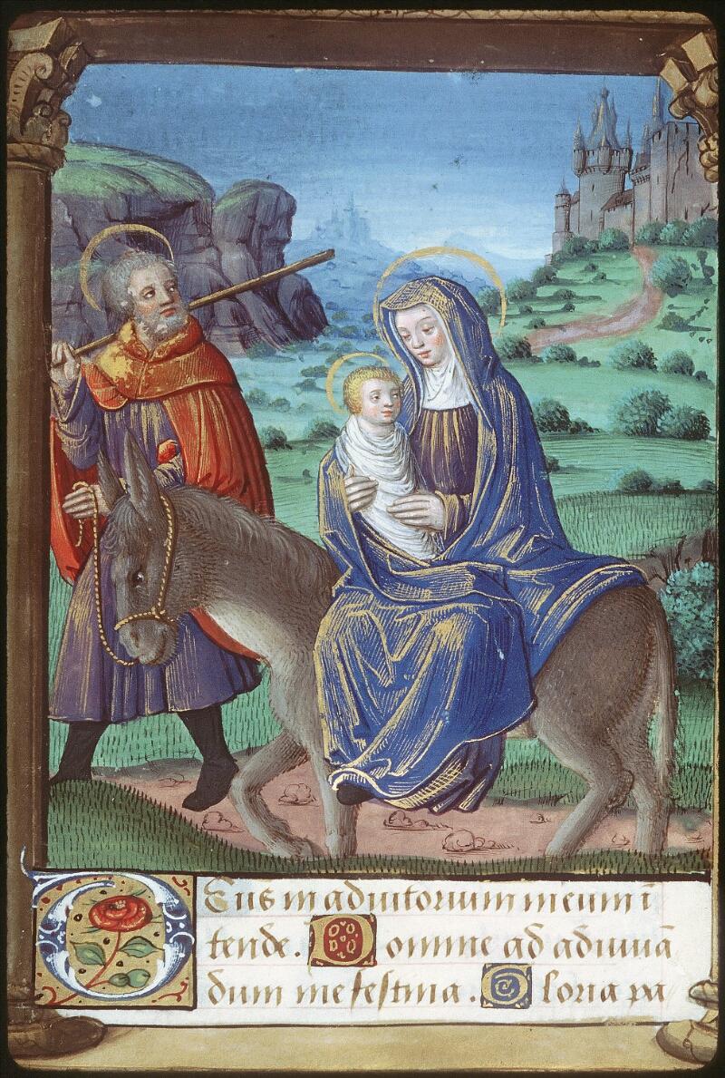 Tours, Bibl. mun., ms. 2283, f. 021 - vue 2