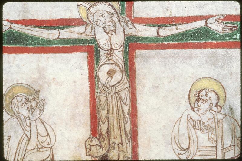 Tours, Bibl. mun., ms. Diocèse 01, f. 210 - vue 2