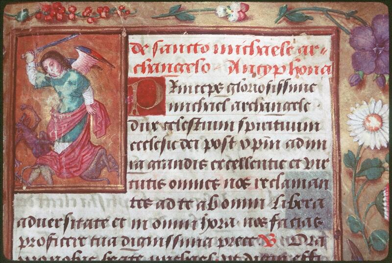 Tours, Bibl. mun., ms. Diocèse 05, f. 111 - vue 2