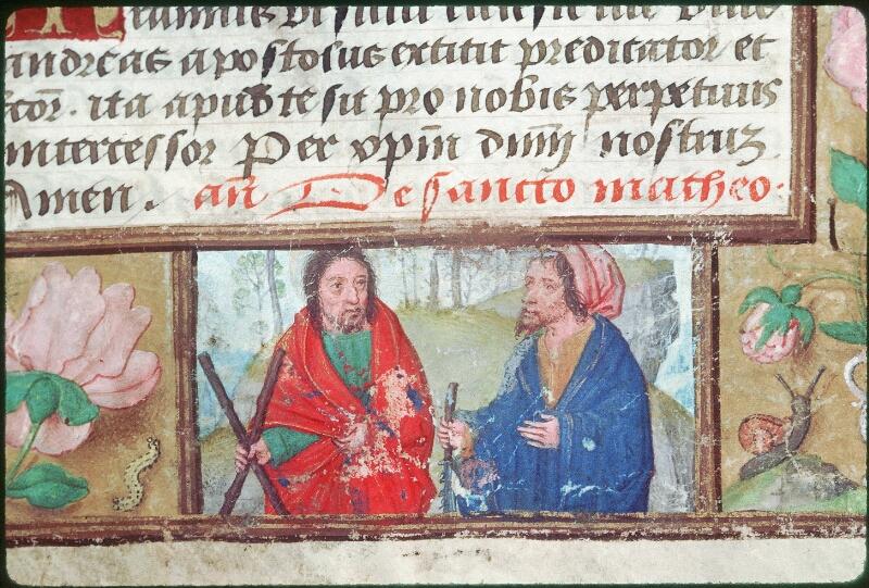 Tours, Bibl. mun., ms. Diocèse 05, f. 113 - vue 2