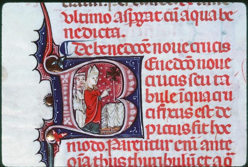 Tours, Bibl. mun., ms. Diocèse 08, f. 101v