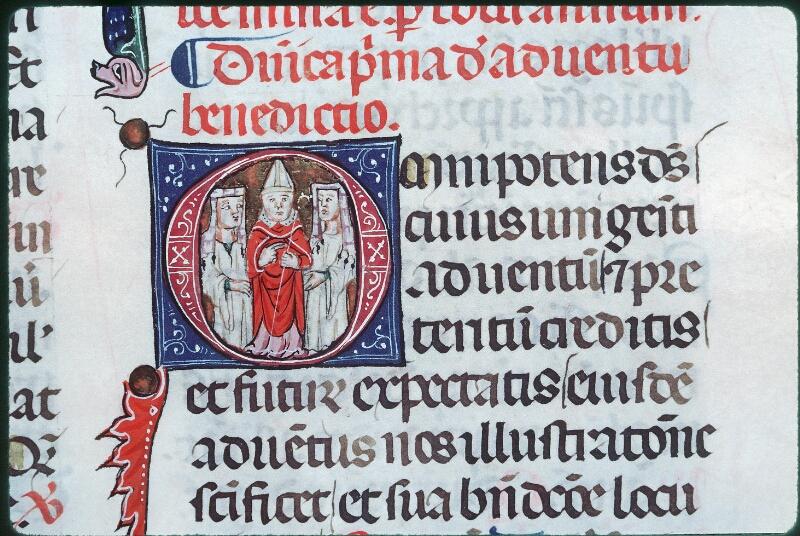 Tours, Bibl. mun., ms. Diocèse 08, f. 151 - vue 2