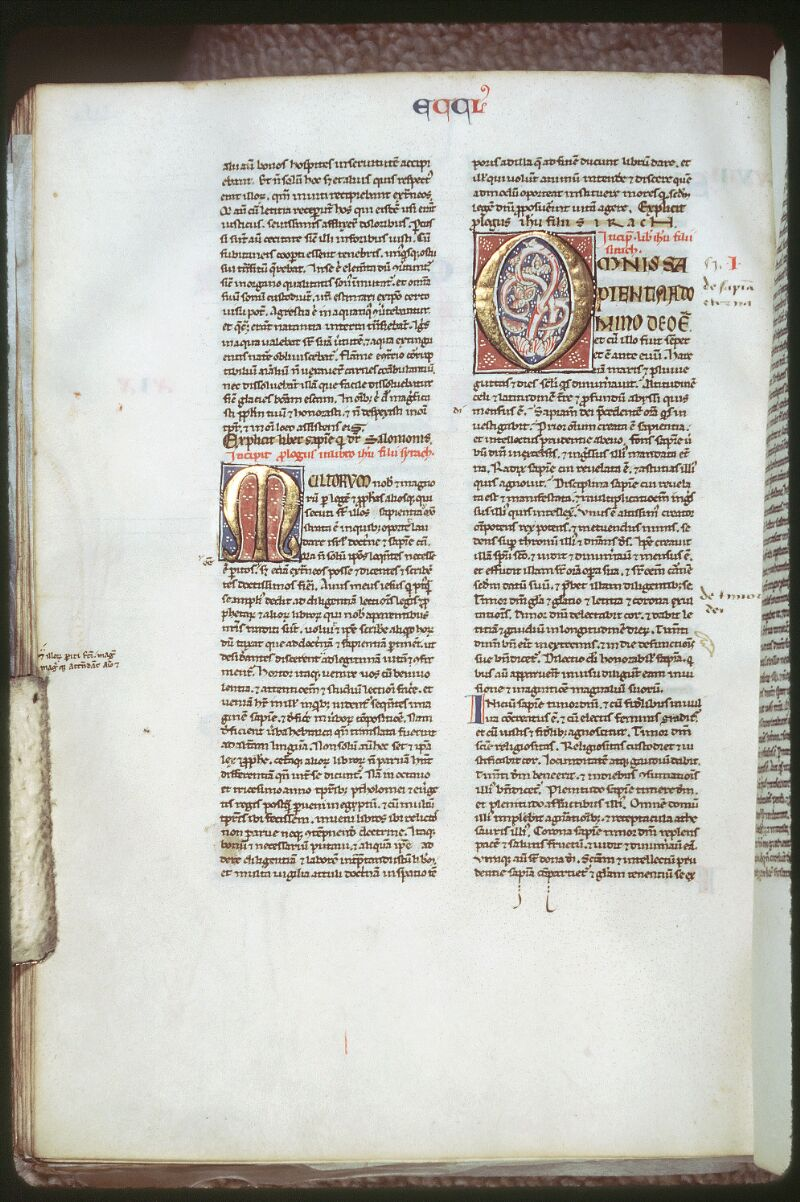 Tours, Bibl. mun., ms. 0001, f. 245v