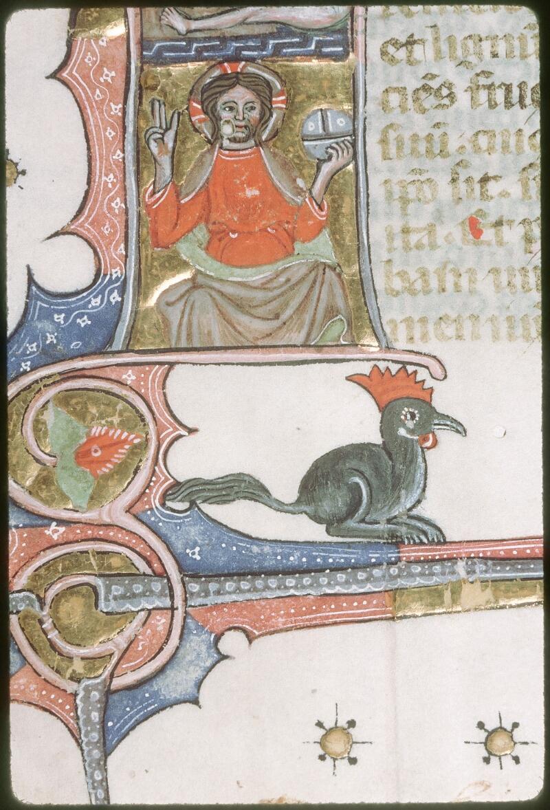 Tours, Bibl. mun., ms. 0008, f. 001 - vue 5