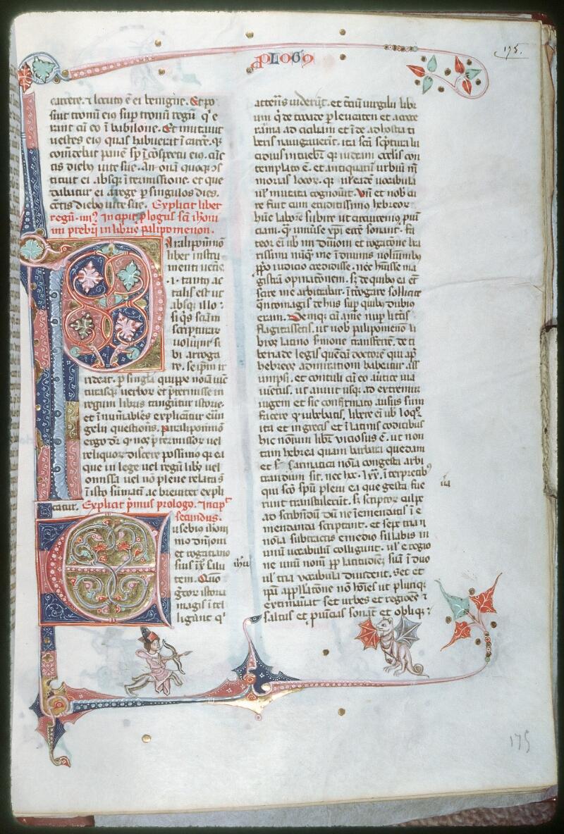 Tours, Bibl. mun., ms. 0008, f. 175