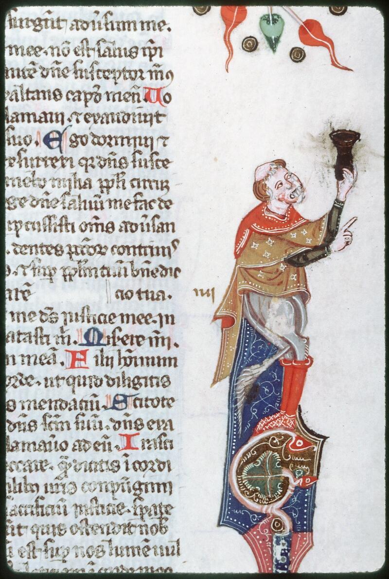 Tours, Bibl. mun., ms. 0008, f. 232 - vue 2