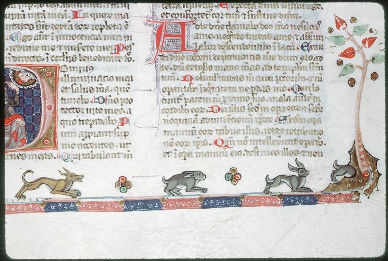 Tours, Bibl. mun., ms. 0008, f. 236 - vue 2