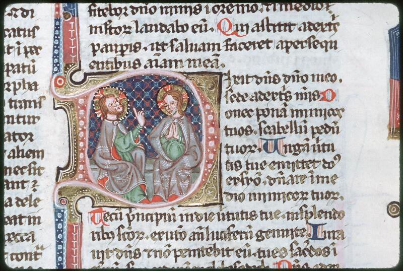 Tours, Bibl. mun., ms. 0008, f. 252 - vue 2