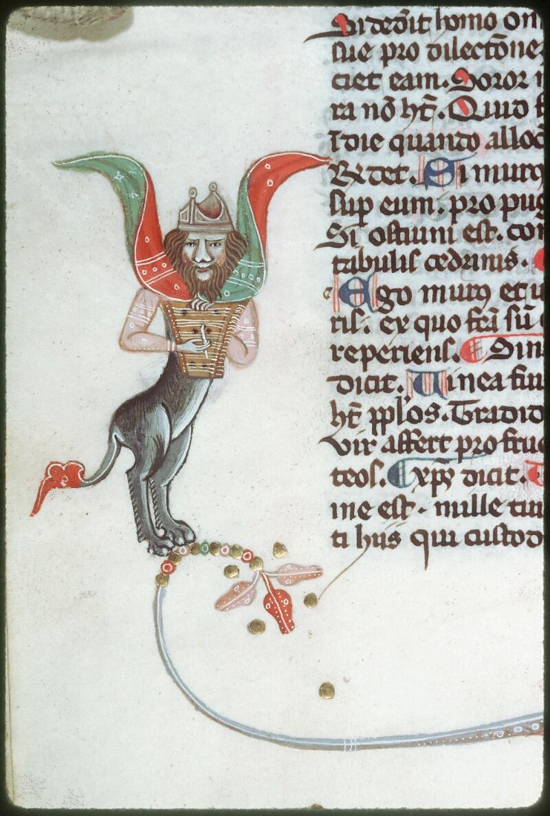 Tours, Bibl. mun., ms. 0008, f. 299v - vue 3
