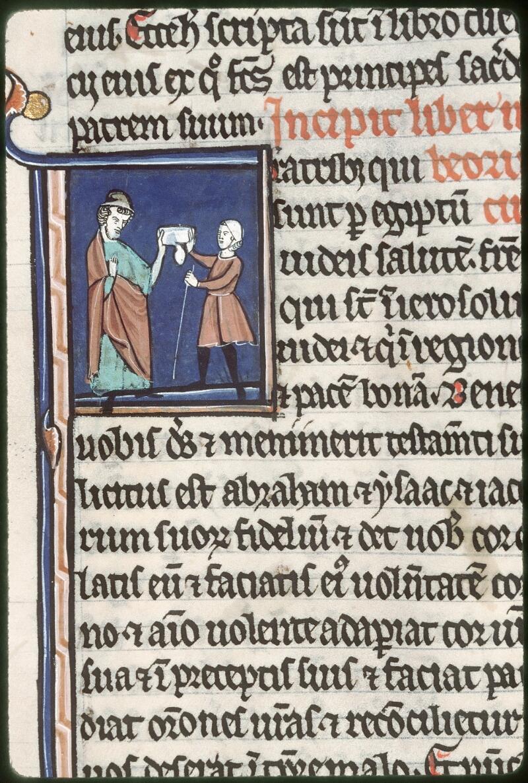 Tours, Bibl. mun., ms. 0011, f. 143v
