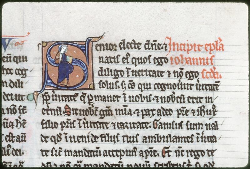 Tours, Bibl. mun., ms. 0011, f. 255 bis - vue 1