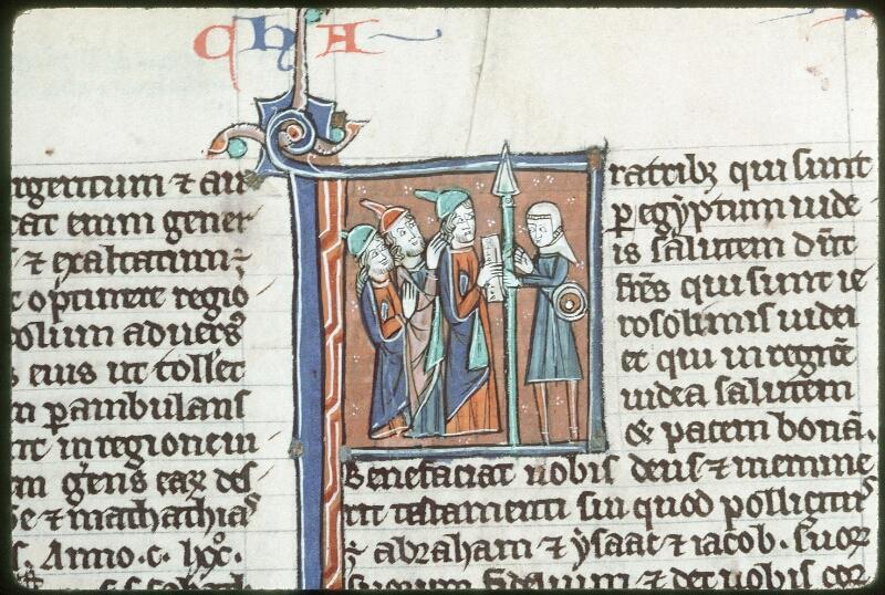 Tours, Bibl. mun., ms. 0013, f. 111 - vue 2