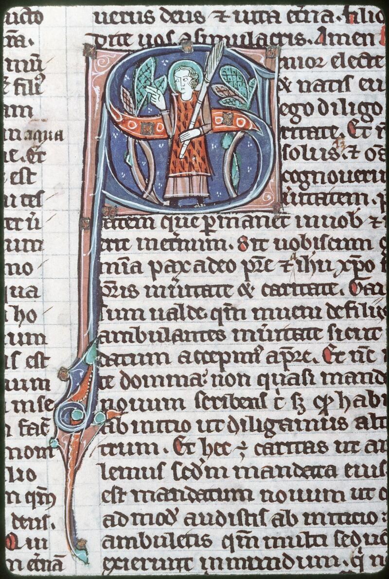Tours, Bibl. mun., ms. 0013, f. 151v