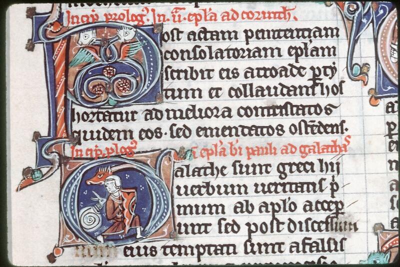 Tours, Bibl. mun., ms. 0013, f. 160 - vue 2