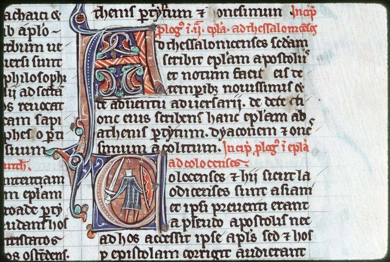 Tours, Bibl. mun., ms. 0013, f. 160 - vue 4