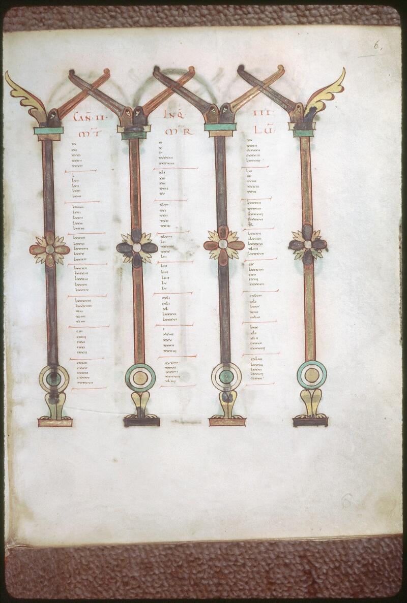 Tours, Bibl. mun., ms. 0023, f. 006